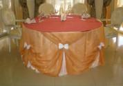 Оформление стола для подарков