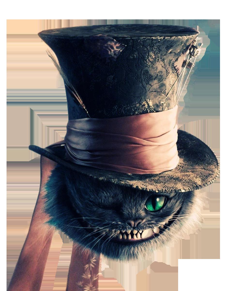картинка шляпник чеширский кот революции