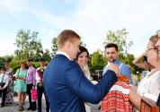 Свадьба Олега и Алины. Шереметьев Парк Отель